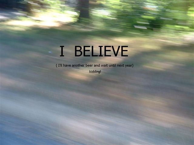 I believe by Lisa Ovens